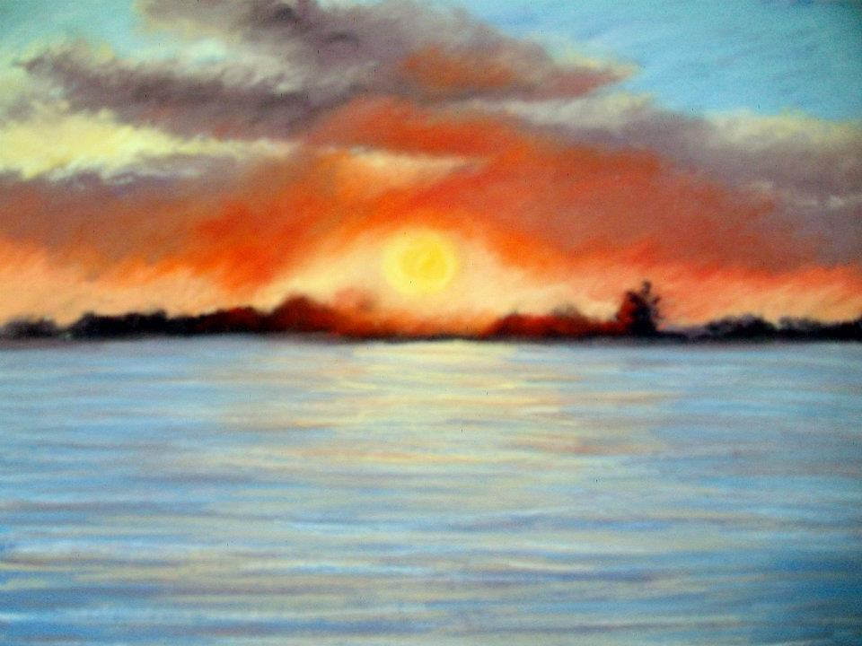 Murano Sunrise