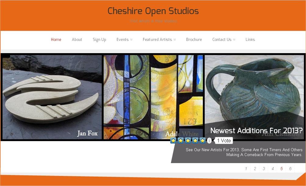 Cheshire Open Studios