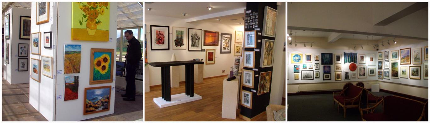 Artist Exhibitions