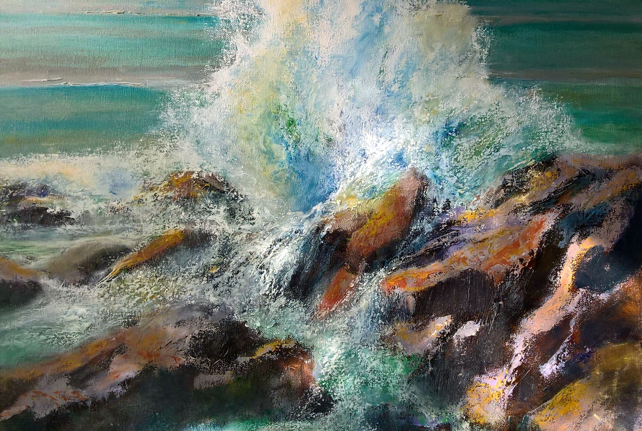 Making a Splash, Oils
