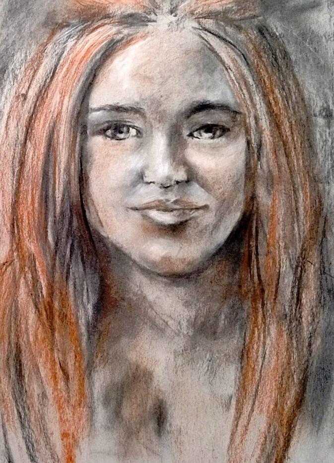 Georgina - final sketch
