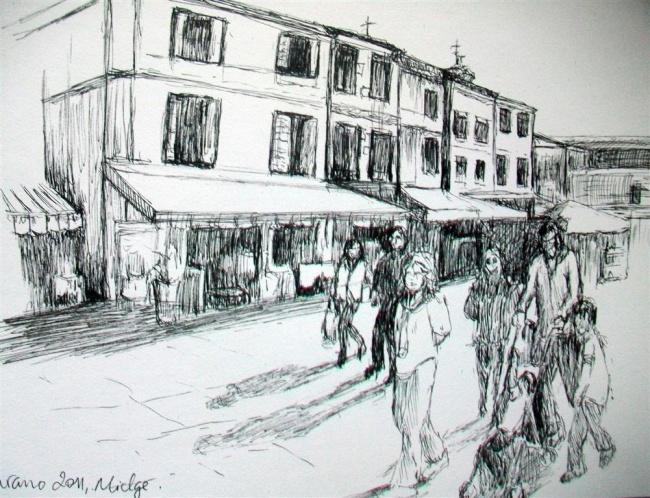 Burano Town Centre