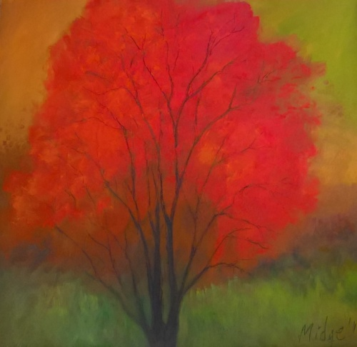 Autumn Fire (SOLD)