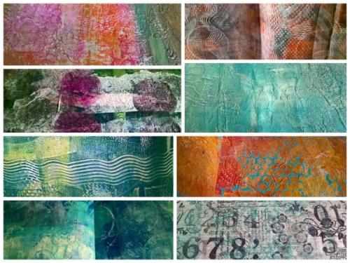 Art Journal Experimentations