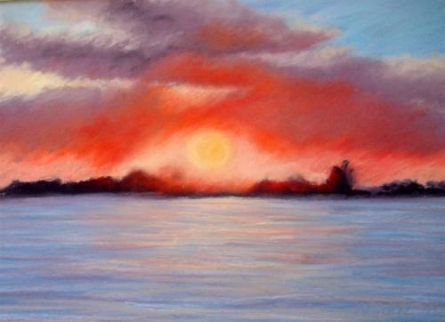 Murano Sunrise #1